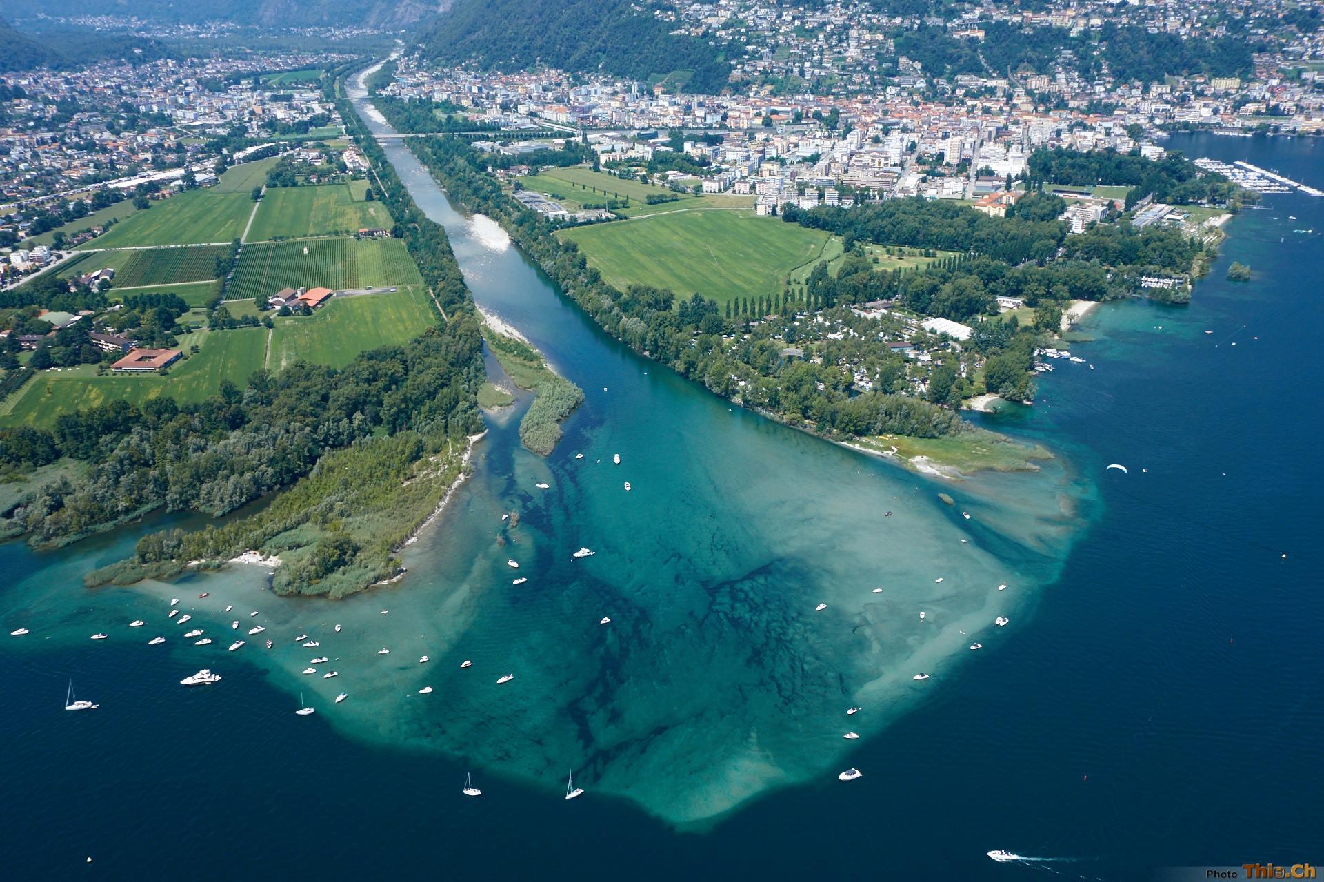 Maggia Delta Lago Maggiore