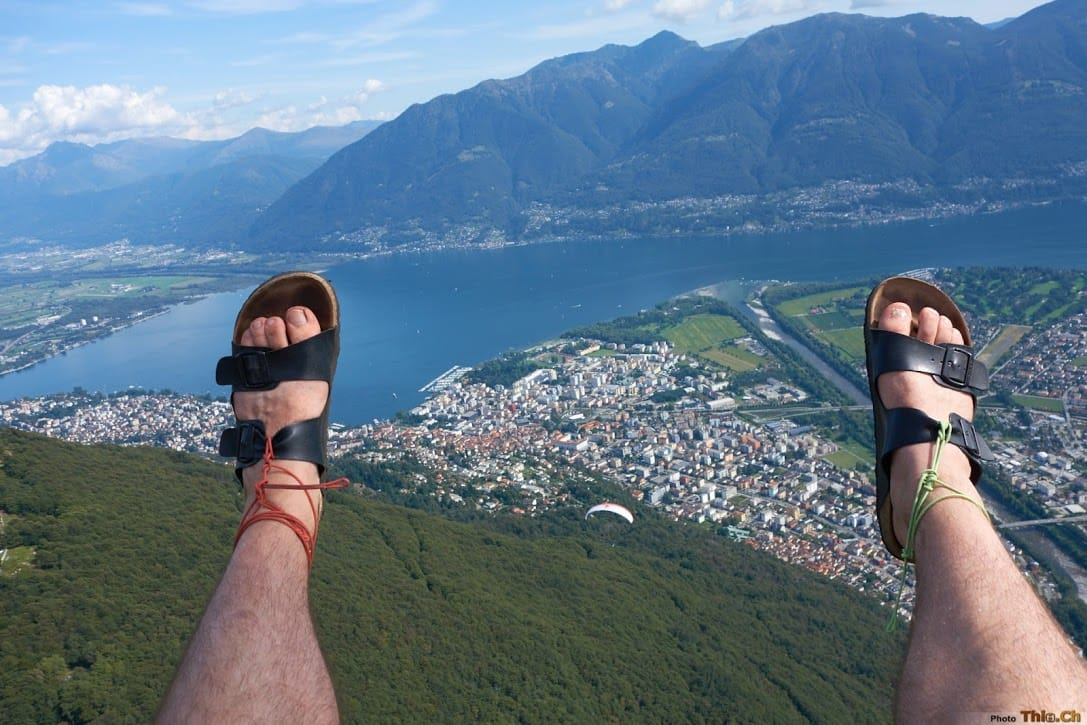 Feel Free Paragliding