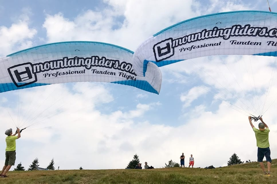 Mountaingliders Team