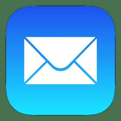 e-mail shortcut to order a paragliding voucher